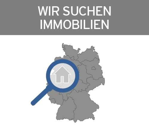 Wir suchen Immobilien