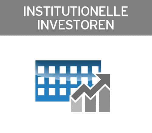 Institutionelle Investoren
