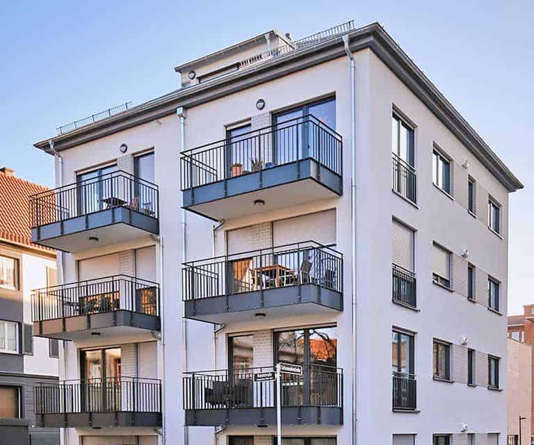 Eigentumswohnungen: Stadtvilla am Salamander-Areal